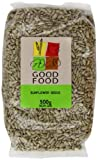 Mintons Good Food Pre-Packed Sunflower Seed Kernels 500 g (Pack of 5)