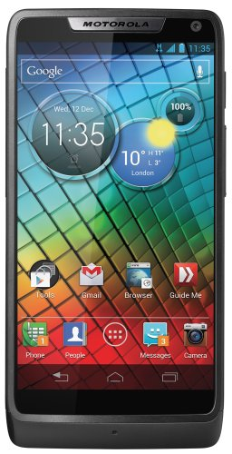 51FvRK%2BjIlL Motorola XT890 RAZR i Unlocked Android Smartphone with 8MP Camera, Wi Fi, GPS, 4.3 Inch Screen, 2 GHz Processor, 8 GB Memory and MicroSD Slot   No Warranty   Black