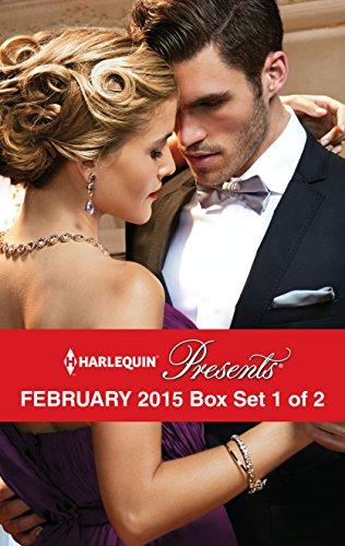 Abby Green - Harlequin Presents February 2015 - Box Set 1 of 2: Delucca's Marriage Contract\The Redemption of Darius Sterne\To Wear His Ring Again\The Man to Be Reckoned With