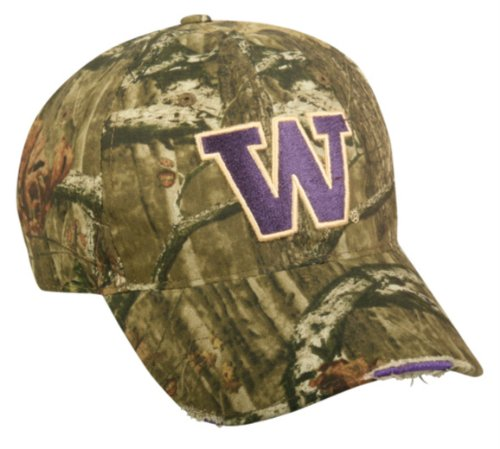 Mossy Oak Break Up Infinity College Football Hats (Washington Huskies) at Amazon.com