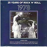 25 Years of Rock N Roll 1978by Various