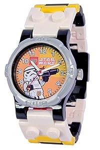 Lego 9002922 - Reloj analógico de cuarzo para niño