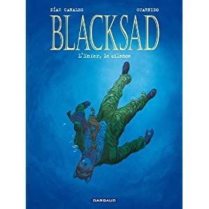 blacksad, l'enfer, le silence - DIAZ CANALES GUARDINO