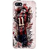 Omnam Neymar Back Pose Printed Desginer Back Cover Case For Apple IPhone 5/5s