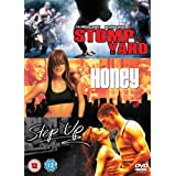 Stomp The Yard/Honey/Step Up [DVD]by Columbus Short