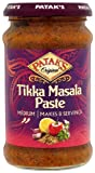 Patak's Tikka Masala Paste 283 g (Pack of 6)
