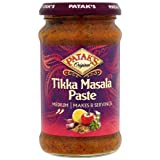 Patak's Tikka Masala Paste 283 g (Pack of 6)by Patak's