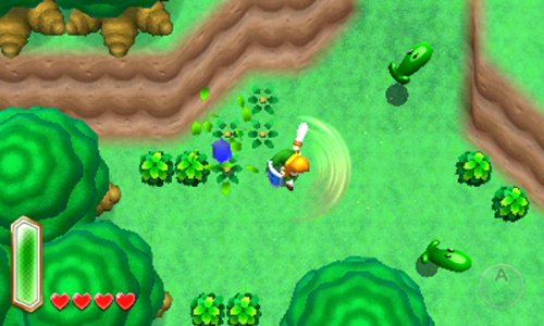 The Legend of Zelda: A Link Between Worlds galerija