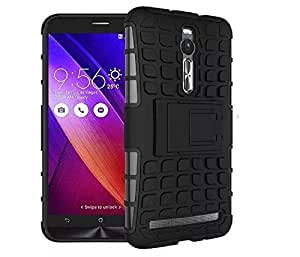 Novo Style Dual Layer Kick Stand Hard Back Case For Asus ZenFone 2 ZE551ML ZE550ML