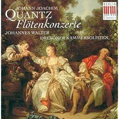 Quantz, J.J.: Flute Concertos, Qv 5 (Walter)