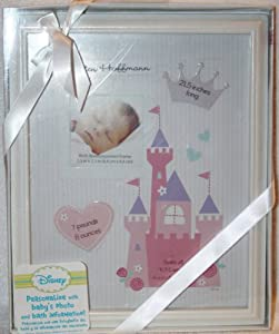 Disney Princess Birth Announcement Frame