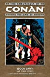 img - for The Chronicles of Conan Volume 24: Blood Dawn and Other Stories (Chronicles of Conan (Graphic Novels)) book / textbook / text book