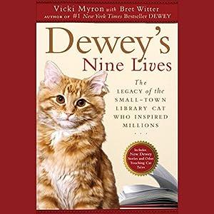 Dewey's Nine Lives Audiobook