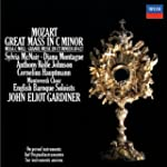 Mozart: Great Mass in C minor /Englis...