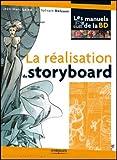 echange, troc Jean-Marc Lainé, Sylvain Delzant - La réalisation du storyboard