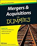 img - for Mergers & Acquisitions for Dummies   [MERGERS & ACQUISITIONS FOR DUM] [Paperback] book / textbook / text book
