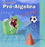 img - for Pre-Algebra, Teacher's Edition book / textbook / text book
