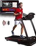 Sportstech F28 Profi Laufband mit Smartphone App Steuerung