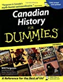 img - for Canadian History for Dummies book / textbook / text book