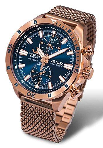 Vostok Europe Russian Watches 6S11-320B262 B