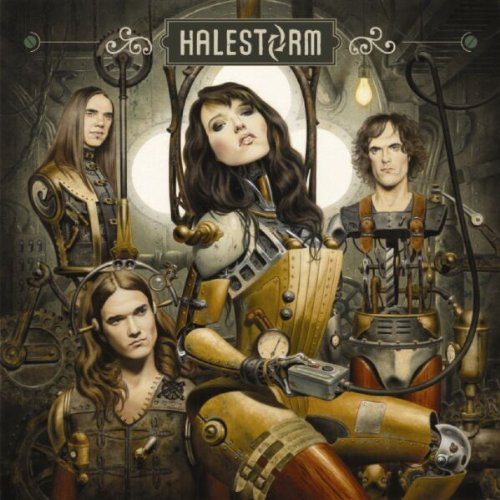 Halestorm - Halestorm +2 [Japan CD] WPCR-13958