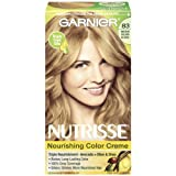 Garnier Nutrisse #83 Medium Gold Blonde Cream Soda