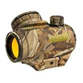 Bushnell Trophy TRS-25 Red Dot Sight Riflescope, 1 x 25mm (tilted front lens)