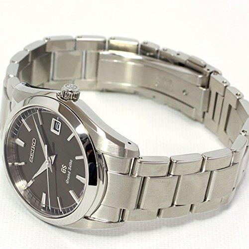 new product 5e8a6 18df2 グランドセイコーGRAND SEIKO 腕時計メンズクォーツSBGX073 ...