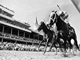 Kentucky Derby Louisville Kentucky by Anonymous - Fine Art Print on PAPER : 34.5 x 26 Inches