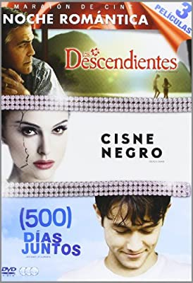Los Descendientes / Cisne Negro / 500 Dias Juntos (Import Movie) (European Format - Zone 2) (2013) Alexande