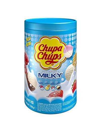 Chupa Chups Schlemmer lecca barattolo, 1er Pack (100x 12g)