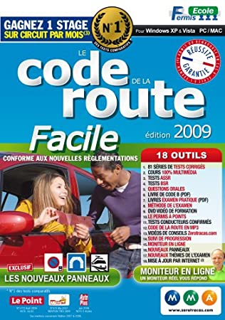 Code de la route Facile 2009