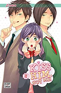 Kiss him, not me Edition simple Tome 5