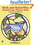 Birds and Butterflies Stained Glass P...