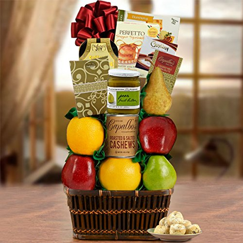 Thoughts & Prayers Kosher Shiva Gift Basket (Shiva Gift Baskets compare prices)
