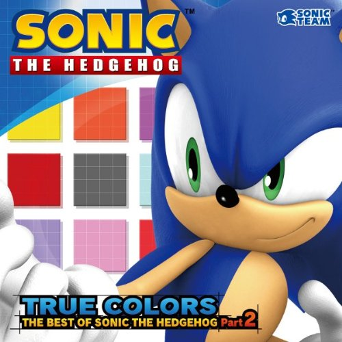TRUE COLORS: THE BEST OF SONIC THE HEDGEHOG VOL.2 (Sonic Colors Music compare prices)