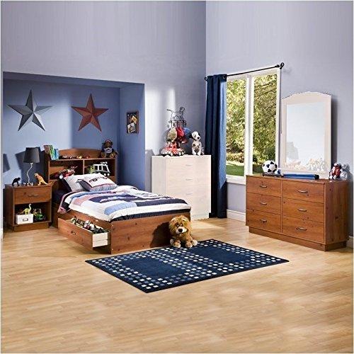 South-Shore-Logik-Kids-Sunny-Pine-Twin-Wood-Storage-Bed-4-Piece-Boys-Bedroom-Set