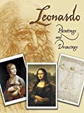img - for Leonardo Paintings and Drawings: 24 Cards (Dover Postcards) book / textbook / text book
