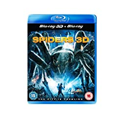 Spiders 3d [Blu-ray]