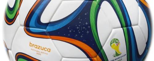 adidas(アディダス)ブラズーカ キッズ 4号球 AS490