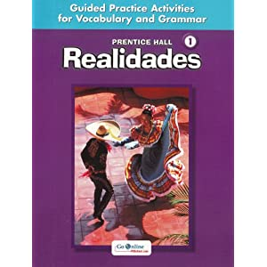 Realidades 2 Practice Workbook Answer Key.