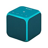 Sony SRSX11 Ultra-Portable Bluetooth Speaker (Blue)