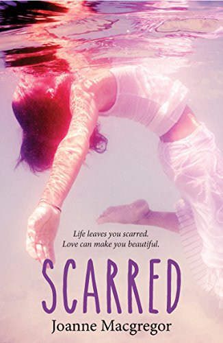 Book: Scarred by Joanne Macgregor