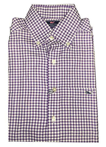 Vineyard Vines Men's Slim Fit Tucker Shirt (Imperial, X-Small) (Imperial Vine compare prices)