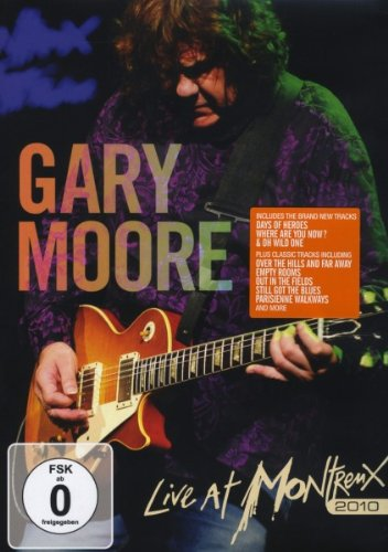 Gary Moore - Live at Montreux 2010 [Edizione: Germania]