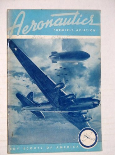 Aeronautics - Formerly Aviation - Proof Edition, Boy Scouts of America