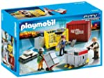 Playmobil City Action 5259 Cargo Load...