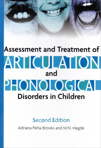 Assessment And Treatment of Articulation And Phonological...