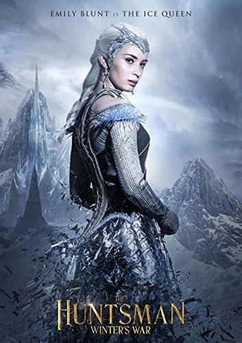 映画映画 スノーホワイト/氷の王国 42x30cm ポスター 2016 The Huntsman: Winter's War 白雪姫 クリス ヘムズワース シャーリーズ セロン エミリー ブラント [並行輸入品]