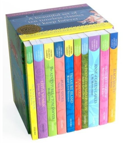 60+ New & Old Classic Children's Books Every Child Should Read